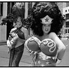 Ruby Bigonia Bidet  & Chris March @ The SF LGBT Pride Celebration,  June 18. 1995
