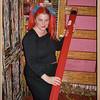 Janna Davis, Art Collector at her San Francisco home, 2004_04_15