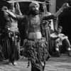 Belly Dancers on Castro at Hibernia Beach circa 1976