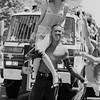 Jerome Caja, Van Darkholme, Dave Ford, SFLGBT Pride Parade, June 30, 1991