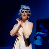 Sandelle Hebert in Delivery, a play by CD Arnold at 544 Natoma, July 7, 1982, background, David Baker Jr., John Ponyman