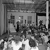 Donald Corron, (Scrumbly Koldewyn on piano) Strange Fruit collective performance at 330 Grove St. June 24, 1978
