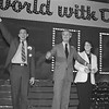 Supervisor Harvey Milk, Mayor George Moscone and Supervisor Carol Ruth Silver at The San Francisco Imperial Court's CoronationJanuary 28, 1978