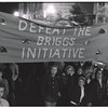 SF Demonstration in support of gay rights protections just repealed in Eugene Oregon, May 23, 1978