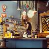 David Waggoner at Harvey Milk's Castro Street Camera Store, 1977