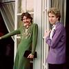 Michael Starkman and Alan Sawyer at the Castro Theatre_June 22, 1981