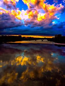 reflet a Toulouse