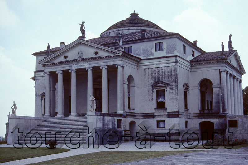 Vicenza<br /> Palladio's house