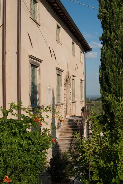 Tuscan villa near Lucca