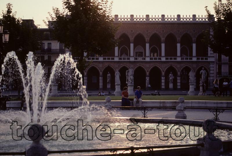 Prato della Vale, Padua