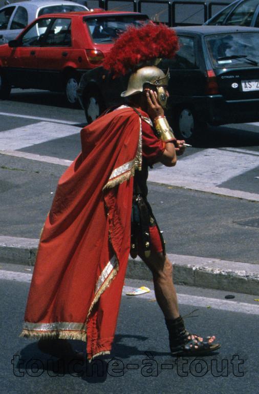 Centurion time-warp