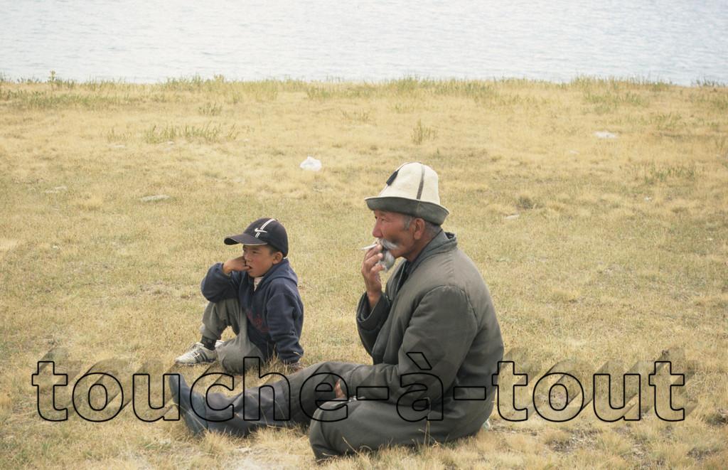 By Son Kul, Kyrgyzstan