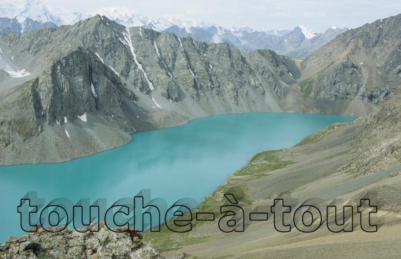 Ala-Kul, Kyrgyzstan