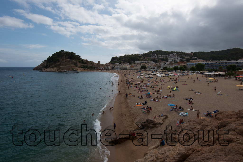 Tossa de Mar, Catalonia