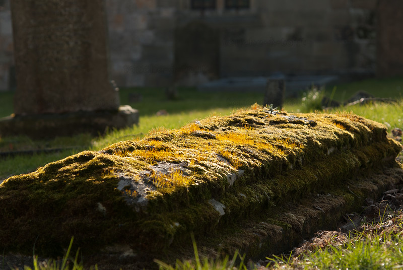 Shiptonthorpe church graveyard