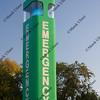 emergency calling box