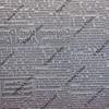 newpaper printing plate detail