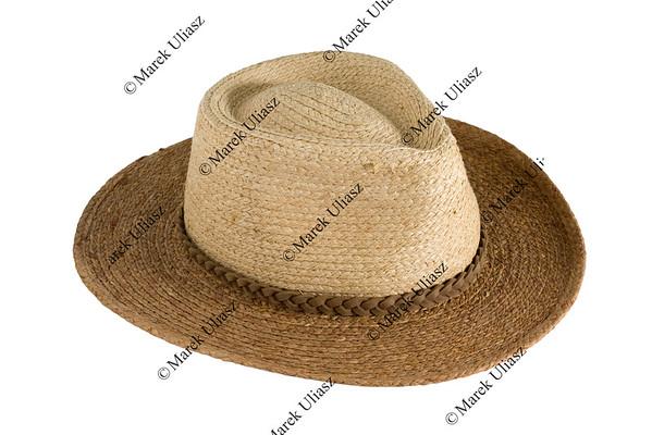 sun protection - straw hat
