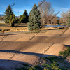 competetive BMX track