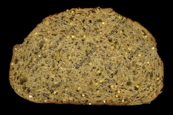 slice of whole grain bread
