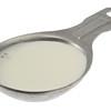 tablespoon of milk or creamer