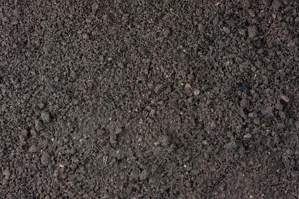 garden moist top soil background
