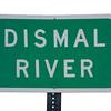 Dismal River road sign