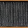white chalk texture on blackboard
