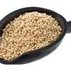 scoop of Israeli couscous