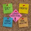 lower cholesterol reminder, recommendation