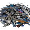 credit cards shredded
