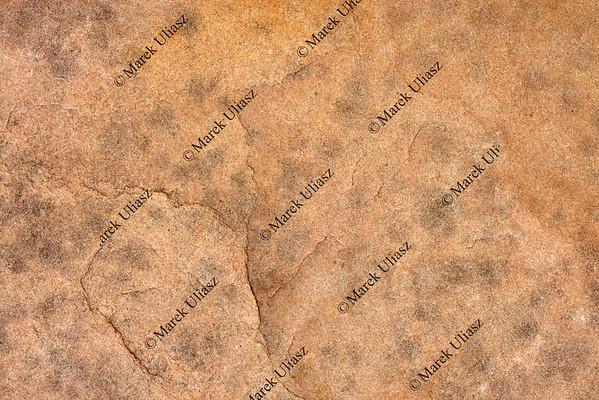 red sandstone background