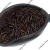 scoop of wild rice