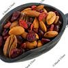 scoop of healthy nuts and dried berries