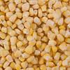 frozen corn background