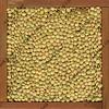 green lentils background