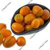 rustic scoop of kumquats