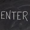enter on blackboard