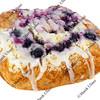blueberry cheese danish pastry