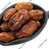 scoop of dried medjool dates