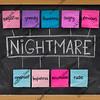 nightmare acronym - negative emotions