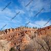 Colorado hihway with redstone rocks