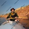 canoe paddling in Colorado
