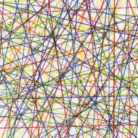 random color lines background