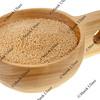 scoop of amaranth grain