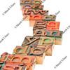 pathway alphabet abstract
