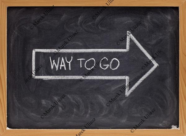 way to go on blackboard