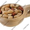 scoop of peanuts