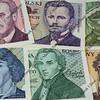 historical portraits on Polish banknotes