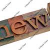 new - letterpreess printing blocks